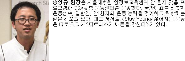 송영규 프로필